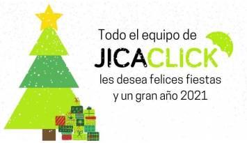 Desde Jicaclick os deseamos un feliz 2021