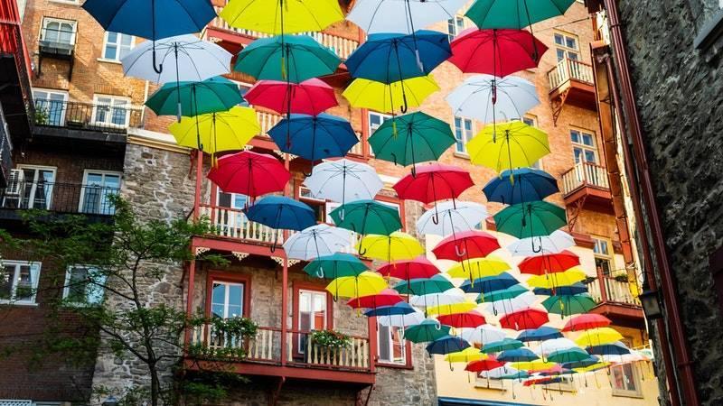Los pequeños detalles que hacen a un paraguas único