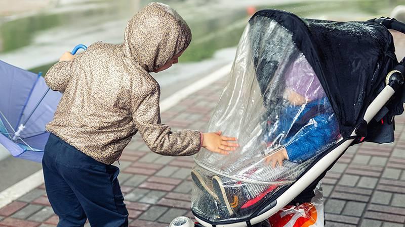 Burbuja para capazo: protege a tu bebé de la lluvia