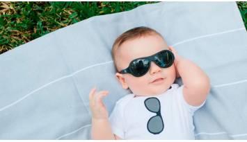 Protege a tu bebé de las radiaciones solares con una buena sombrilla